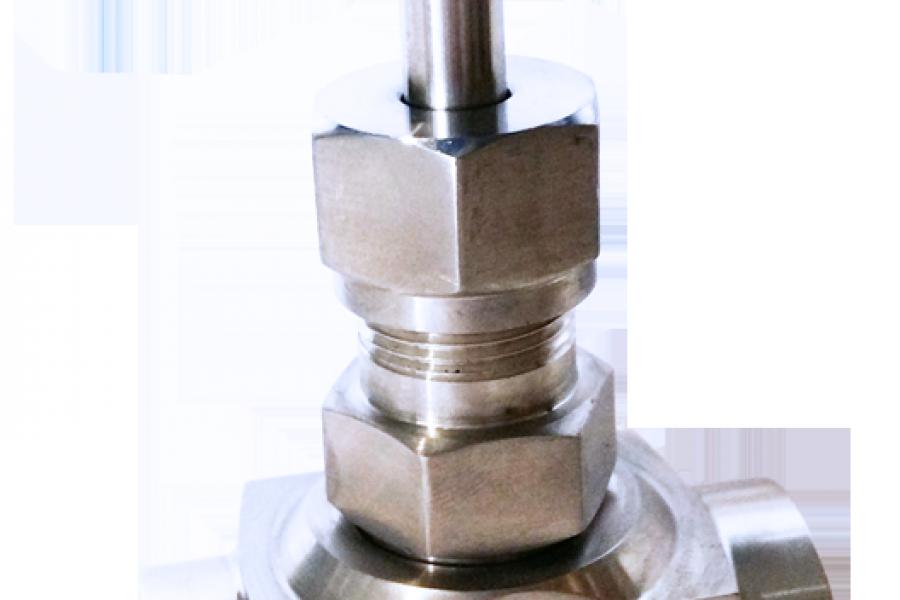 La válvula de aguja como instrumento de regulación en las instalaciones